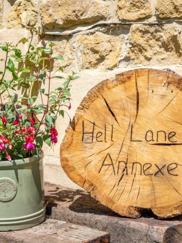 Hell Lane Annexe Dorset